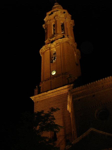 Torre parroquial