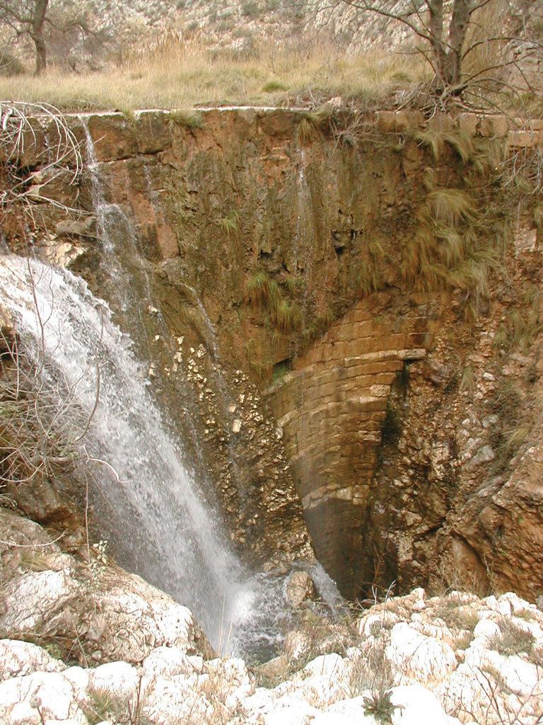 Ruta Blesa-El Hocino en el río Aguasvivas