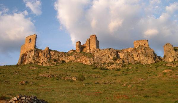 Castillo de Huesa