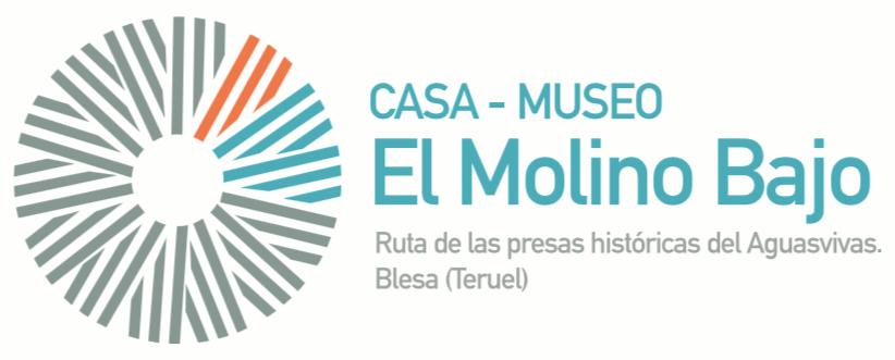 Casa Museo, logotipo ruta de las presas