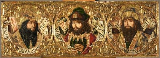 Arte gótico en el Museo de Zaragoza