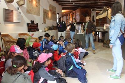 Centro de interpretación del patrimonio del río Aguasvivas y la molinería